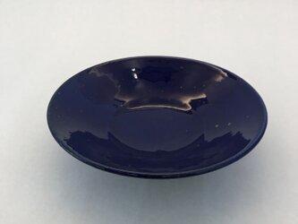 ルリ釉盛鉢の画像