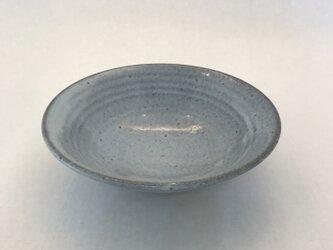 白釉中鉢の画像