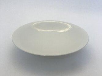 白磁飛びカンナ浅鉢の画像