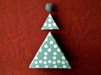 紙三角箱『ちょっとチクチク裁縫箱2』の画像