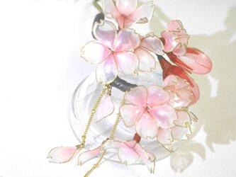 桜のかんざし 「寧々」の画像