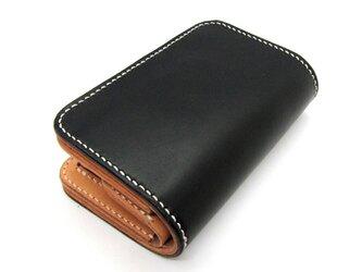 [受注生産]ミドルウォレット 財布 クロムエクセルの画像