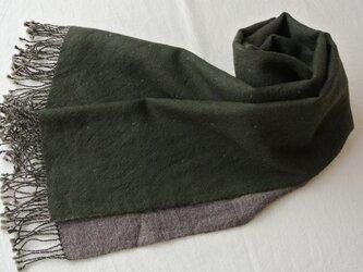 double cloth muffler #15の画像