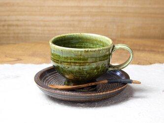 《 cafe オリベ マグカップ 》の画像