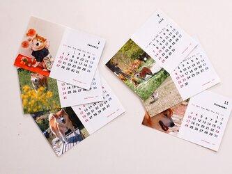 カレンダー2019(柴犬)の画像