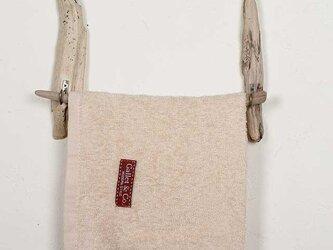 【送料無料】壁掛け流木のキーフック、タオル掛け、アクセサリー掛け-7の画像