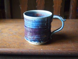 zao blueマグカップ 1の画像