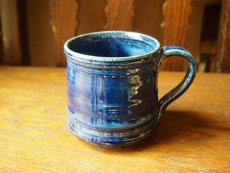 zao blueマグカップ 2の画像