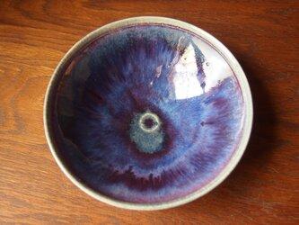 孔雀釉平茶碗 7の画像