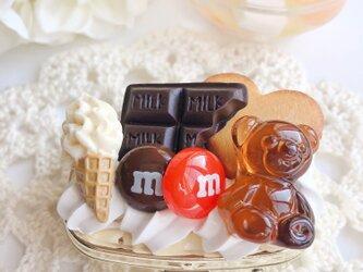 お菓子のピルケース スイーツデコの画像