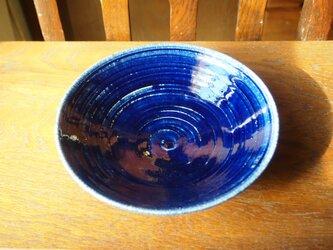 ZAO BLUE鉢  10の画像