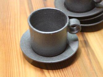 コーヒーカップ & ソーサ   iB07の画像