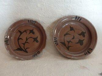 唐津焼 銘々皿の画像