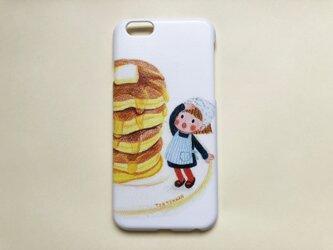 夢のホットケーキ iPhoneハードケースno.002の画像
