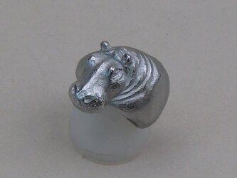 カバのリングの画像
