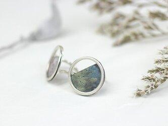 金胎陶芸リング Circle 001 - 奥深い風合いの世界で一つだけの指輪の画像