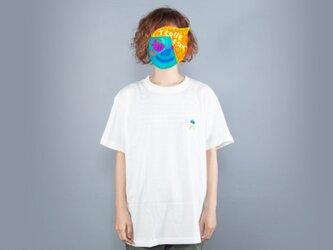 手裏剣 刺しゅう Tシャツ ユニセックスS〜XLサイズ/レディースS〜Lサイズ Tcollectorの画像