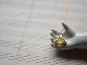 Tourmaline necklaceの画像