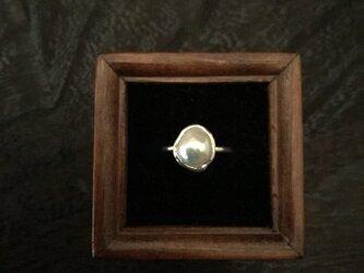 淡水パールのリング(petit)の画像
