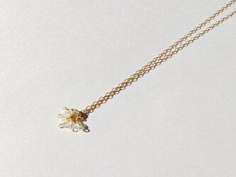 brilliant snow のネックレスの画像