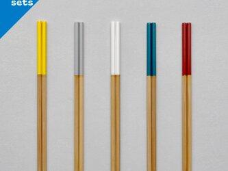 MY箸作りキット2個セット◎簡単DIY!◎九州産の竹◎PENCIL?の画像