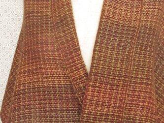 ウール ショールの画像