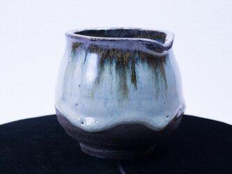 碧灰窯変 名物 冷酒器 4の画像