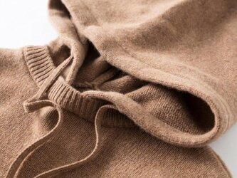 【受注製作】カシミアワンピース・セーター ニット オーダーメイド 豊富な色 HJE-15の画像
