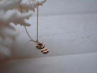 Rose necklaceの画像