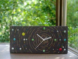 【送料無料】ビー玉の置き時計、掛け時計-9 の画像
