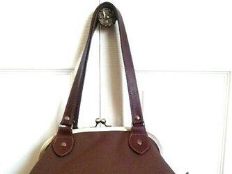 バルーンバッグ 持ち手の変更の画像