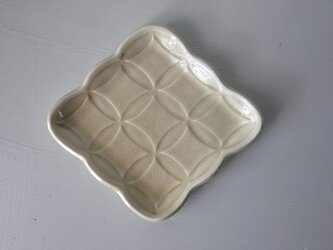 綾series/綾果(ayaka)皿 Msize (honey)の画像