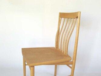 椅子「S8」【受注製作】の画像