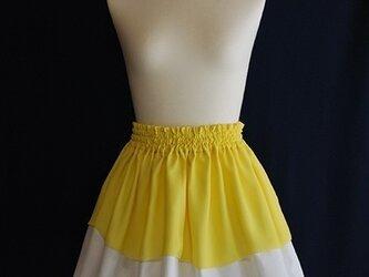 かき氷スカート(レモン味)の画像