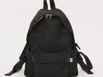 リモンタナイロン/デイパック「Twill/Day pack」 (Black)の画像