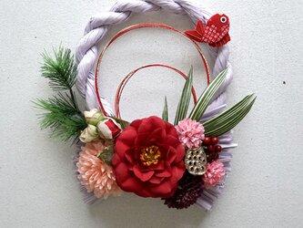 お正月飾り(2)~めで鯛~の画像