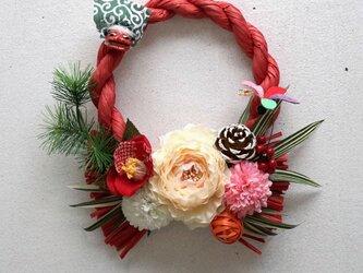 お正月飾り(8)~雅~の画像