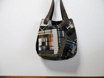 ウールのクレイジーバッグの画像