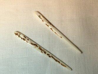 ノールビンドニング針  鹿角の画像