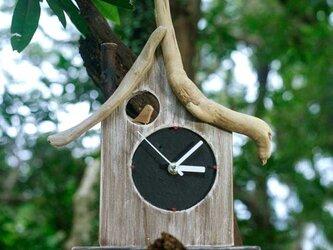 【送料無料】とりっこハウス壁掛け時計、置き時計-15の画像