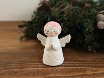 天使  キャンドルの画像