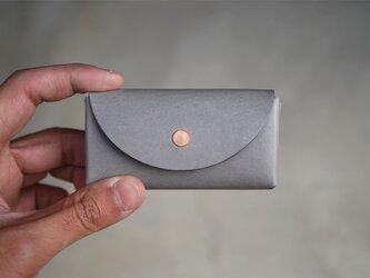 手のひらにおさまる小さなお財布 ※受注生産の画像