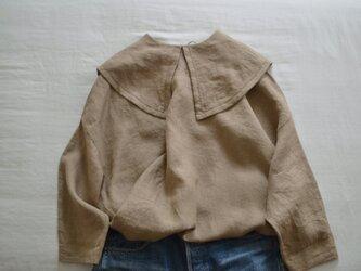 Eucalyptus leaf blouseの画像