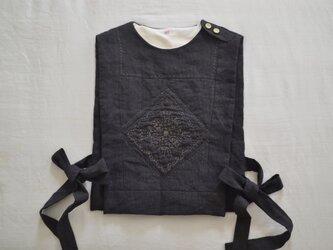 【オーダー品】Quilting vestの画像