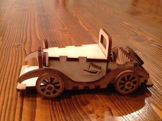クラシックカーの画像