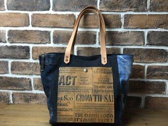 宅急便送料無料☆army duc square tote bag M NDLの画像