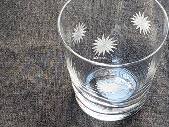 KIRIKO グラスオールド 花の画像