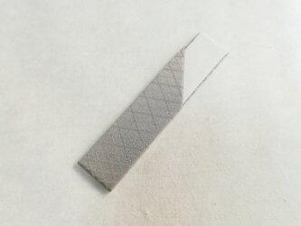 楊枝入れ 百四二号:茶道小物の一つ、菓子切鞘の画像