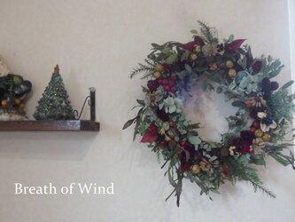 Happy Christmas Wreath 4の画像