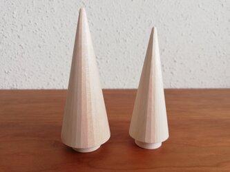 ミニツリー白木セットの画像